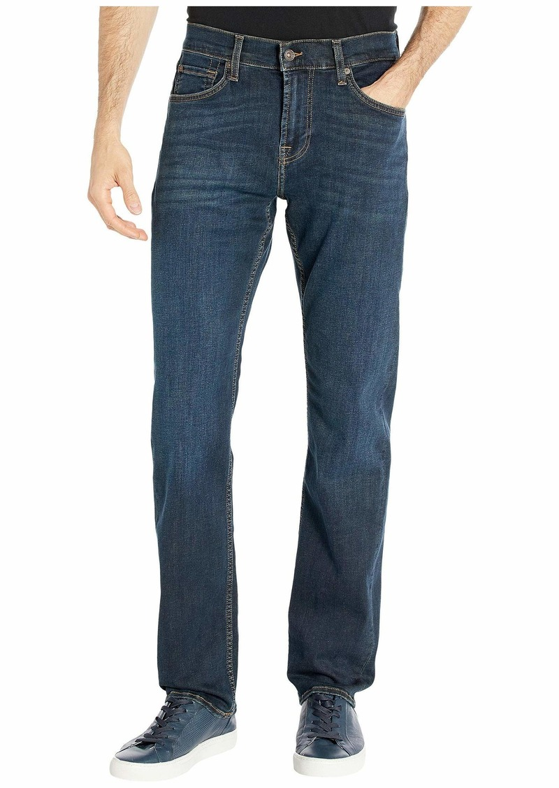 7 For All Mankind mens for All Mankind Men's Slimmy Luxe Performance Slim Fit Jeans   US