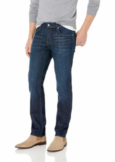 7 For All Mankind Men's Slimmy Slim Straight-Leg Jean  38x34