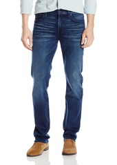 7 For All Mankind Men's Slimmy Slim Straight Leg Jean in Luxe Performance