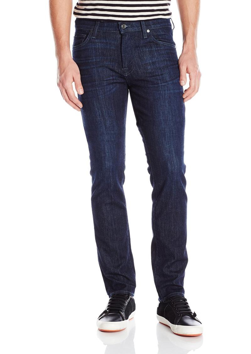 7 for all mankind 7 for all mankind men 39 s slimmy slim straight leg jeans in delancy jeans. Black Bedroom Furniture Sets. Home Design Ideas