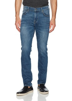 7 For All Mankind Men's Slimmy Straight Fit Jean in Richard Blue