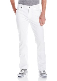 7 For All Mankind Men's Standard Classic Straight-Leg Jean in   33x34
