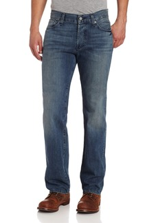 7 For All Mankind Men's Standard Straight-Leg Jean in   40x34