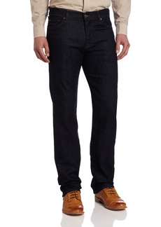 7 For All Mankind Men's Standard Straight-Leg Jean in Dark Clean  29x34