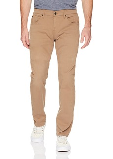 7 For All Mankind Men's The Straight Leg Chino with Clean Back Pocket