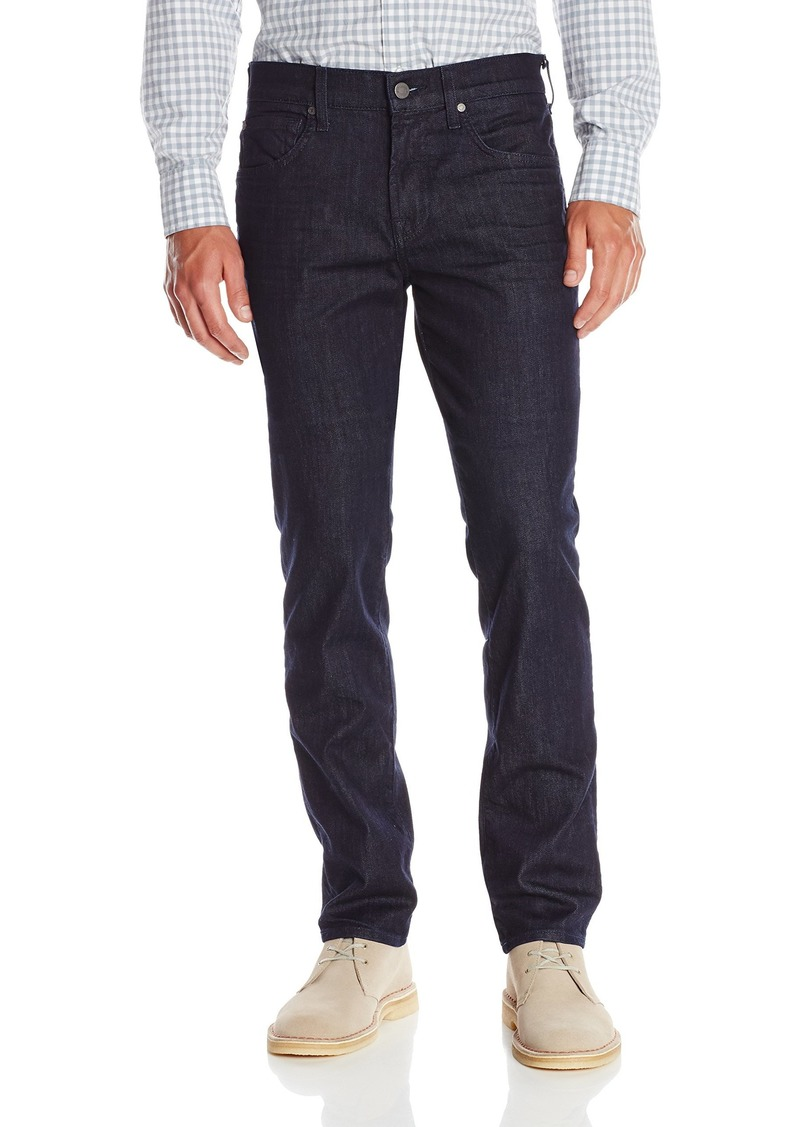 7 For All Mankind Men's The Straight Modern Fit Jean in Deep Well Deep Well