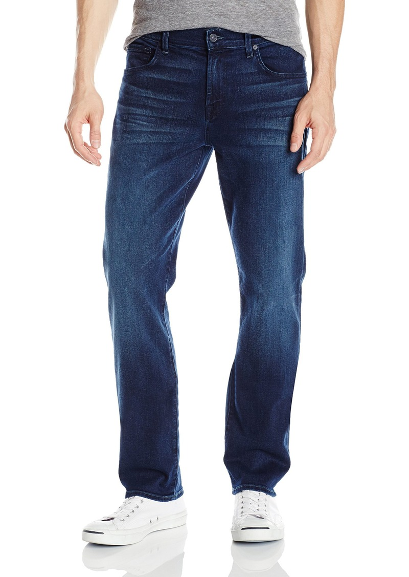 7 For All Mankind Men's the Straight Tapered Straight Leg Jean in Luxe Performance  32