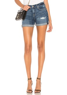 7 For All Mankind Midroll Short