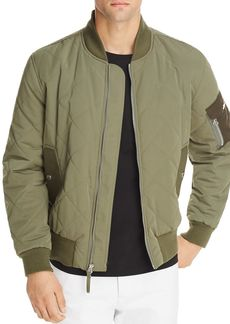 7 For All Mankind Military Bomber Jacket