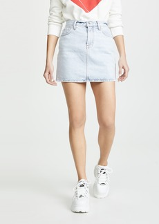 7 For All Mankind Miniskirt