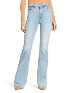 7 For All Mankind® Modern A-Pocket High Waist Flare Leg Jeans (Vail)