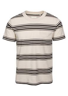 7 For All Mankind® Modern Men's Stripe Pocket T-Shirt