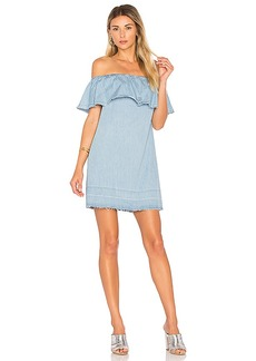7 For All Mankind Off Shoulder Dress. - size L (also in M,S,XS)