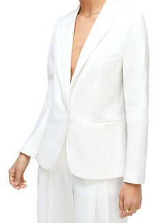 7 For All Mankind® Optic White Blazer