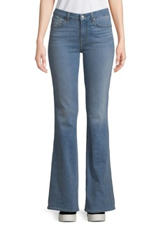 7 For All Mankind Palm Pocket Flare Jeans