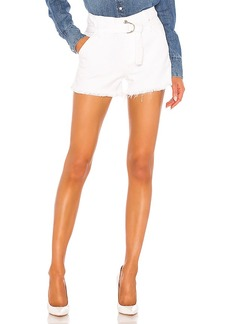 7 For All Mankind Paperbag Short