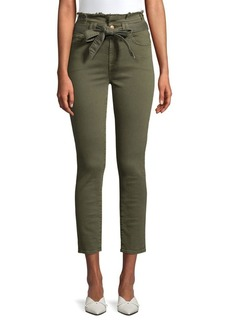 7 For All Mankind Paperbag Waist Pants