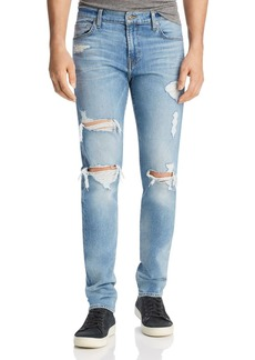 7 For All Mankind Paxtyn Skinny Fit Jeans in Conquistador