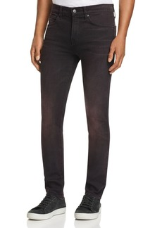 7 For All Mankind Paxtyn Skinny Fit Jeans in Lust Black