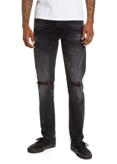 7 For All Mankind® Paxtyn Skinny Fit Jeans (Mulholland)
