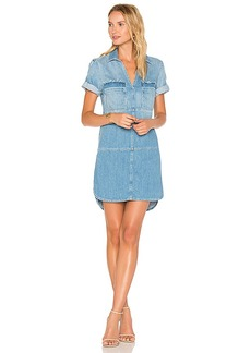 7 For All Mankind Popover Dress. - size L (also in M,S)