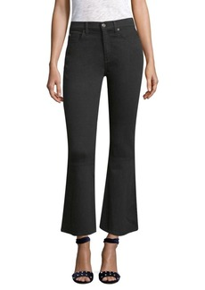 7 For All Mankind Priscilla Cropped Flare Jeans