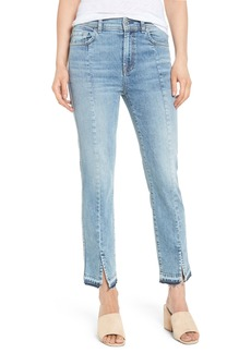 7 For All Mankind® Release Hem Ankle Skinny Jeans (Rockaway Beach)