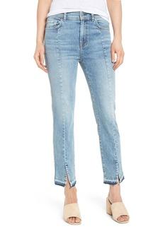 7 For All Mankind® Release Hem Ankle Skinny Jeans (Rockaway Beach)