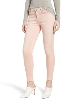 7 For All Mankind® Released Hem Ankle Skinny Jeans