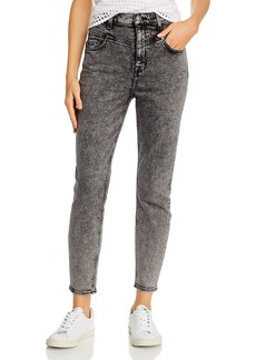 7 For All Mankind Retro Corset Jeans in Stowe