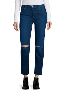 7 For All Mankind Ripped Jeans