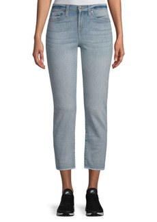 7 For All Mankind Roxanna Vintage High-Rise Jeans