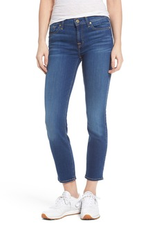 7 For All Mankind® Roxanne Ankle Skinny Jeans (Manhattan)