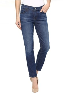 7 For All Mankind Roxanne Ankle w/ Squiggle in Bondi Beach