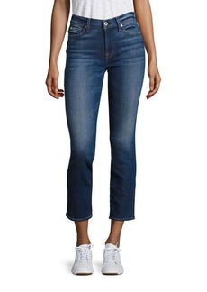 7 For All Mankind Roxanne Cigarette Skinny Ankle Jeans