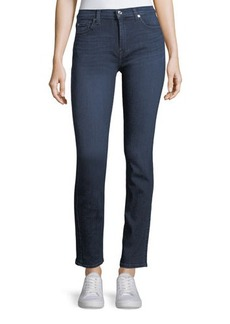 7 For All Mankind Roxanne Straight-Leg Jeans