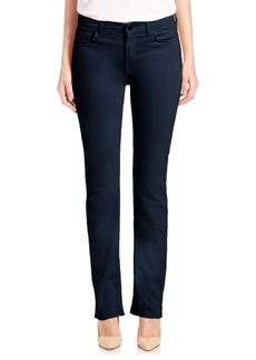 7 For All Mankind Sateen Slim-Straight Jeans