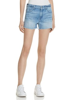 7 For All Mankind Shadow Pocket Jean Shorts - 100% Exclusive
