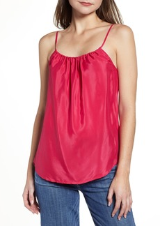 7 For All Mankind® Shirred Camisole