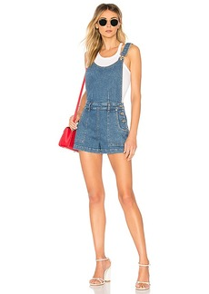 7 For All Mankind Side Button Shortall