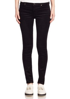 7 For All Mankind Skinny Corduroy Jeans