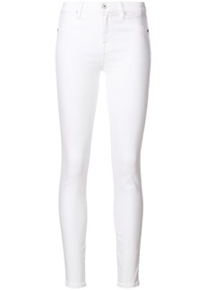 7 For All Mankind skinny fit jeans - White