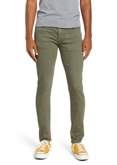 7 For All Mankind® Skinny Fit Performance Twill Pants