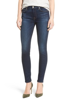 7 For All Mankind® Skinny Jeans (Santiago Canyon)