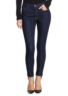 Removable Stirrup Skinny Jeans