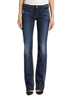7 For All Mankind Slim Bootcut Jeans