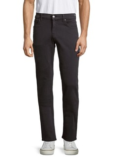 7 For All Mankind Slimmy Solid Jeans