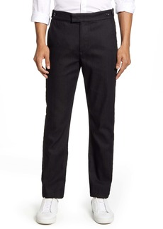 7 For All Mankind® Slim Fit Tuxedo Trouser