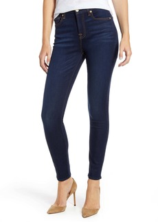 7 For All Mankind® Slim Illusion High Waist Ankle Skinny Jeans (Tried and True)