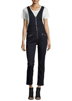 7 For All Mankind Slim-Leg Fashion Overalls